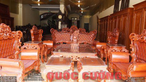 bàn ghế hoàng gia gỗ gõ đỏ (1)