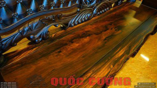 bộ bàn ghế hoàng gia gỗ mun (16)