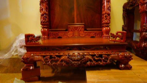 kệ thờ gỗ hương (1)