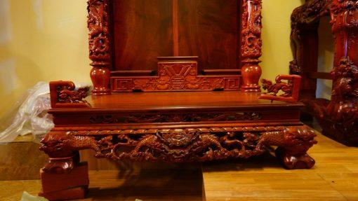 kệ thờ gỗ hương (2)