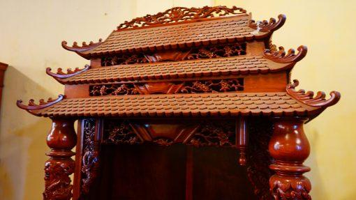 kệ thờ gỗ hương (5)