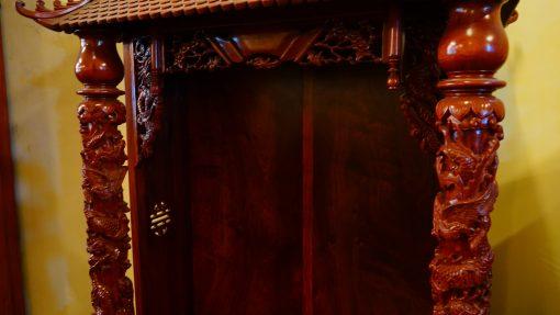 kệ thờ gỗ hương (6)