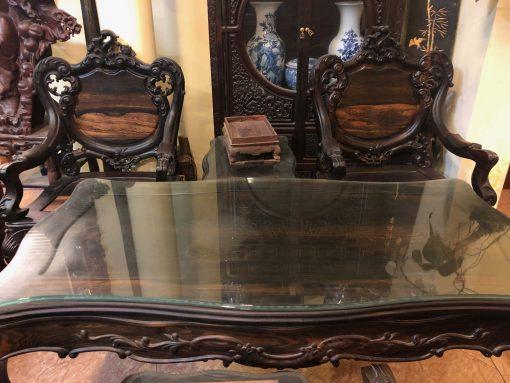 bàn ghế kiểu louis (2)