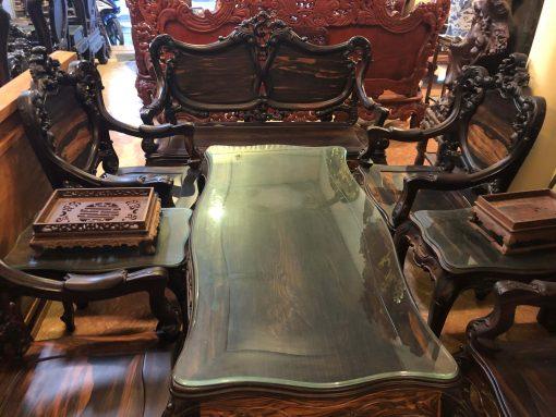 bàn ghế louis (4)