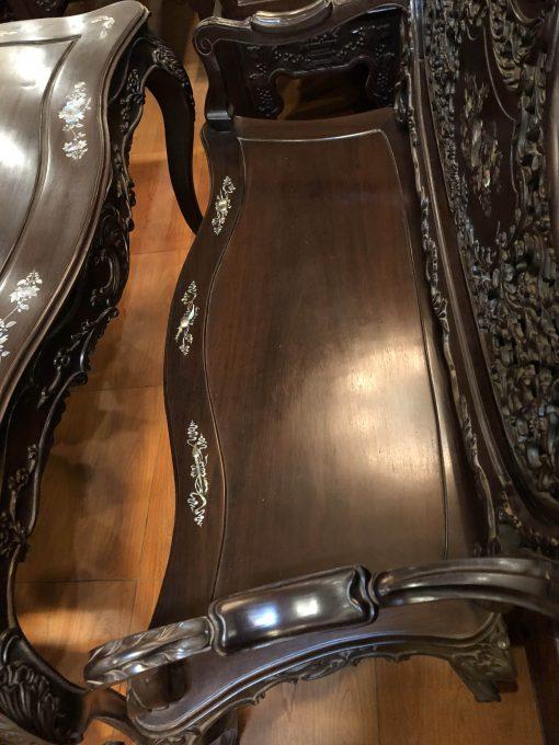 bàn ghế louis tựa thủng khảm ốc (8)