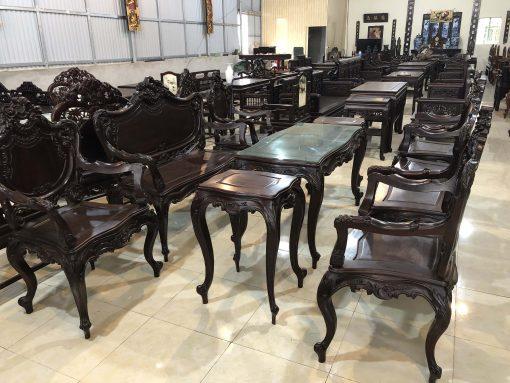 ghế louis cổ điển (1)