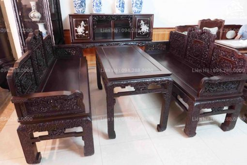 bàn ghế trường kỷ