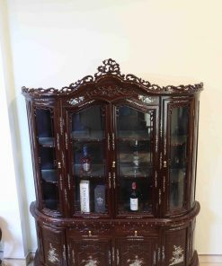 mẫu tủ rượu đẹp