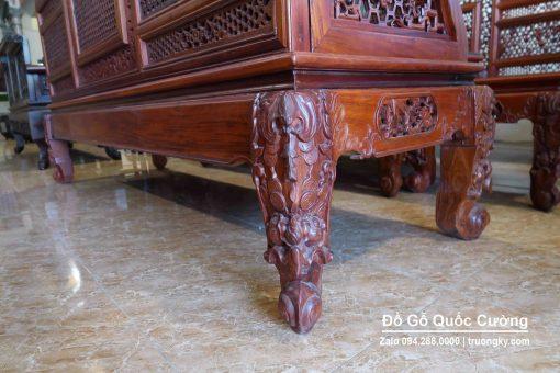trường kỷ gỗ hương