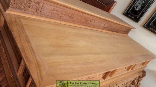 Mặt lá của bàn thờ