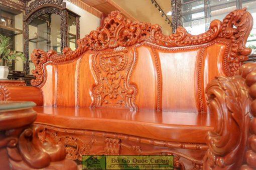 Hình ảnh chi tiết chiếc ghế trường kỷ (ghế dài)