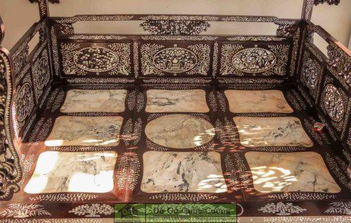 Hình ảnh chi tiết chiếc giường