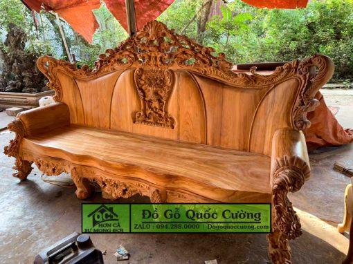Hình ảnh chi tiết chiếc ghế dài